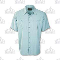 Drake Flyweight Shirt Ether Green