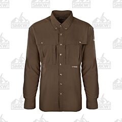 Drake Flyweight Wingshooter's Long Sleeve Button Down