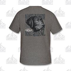 Drake AIS Lab Shirt Graphite Heather