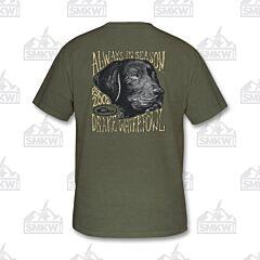 Drake AIS Lab Shirt Military Heather