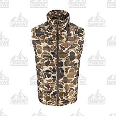 Drake Old School Synthetic Down Pac Vest