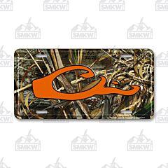 Drake License Plate Realtree Max-5