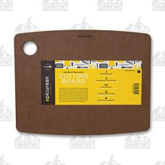 """Epicurean Kitchen Series Nutmeg 12""""x9"""" Cutting Board"""