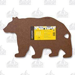 "Epicurean Bear 16.5"" x 10"" Cutting Board"