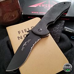 Emerson Commander Black Serrated