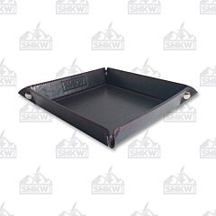 SMKW EDC Tray Black with Red Trim