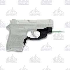Crimson Trace Laserguard Green Laser Smith & Wesson M&P Bodyguard .380