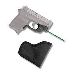 Crimson Trace Laserguard Green Laser for SW Bodyguard with Holster Model LG-454GH