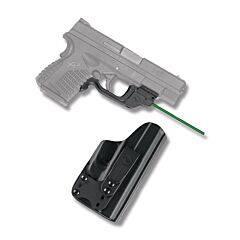 Crimson Trace Laserguard Green Laser for XDS with BT Holster Model LG-469G-HBT