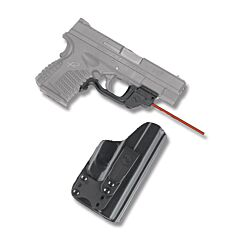 Crimson Trace Laserguard Red Laser for XDS with BT Holster Model LG-469-HBT