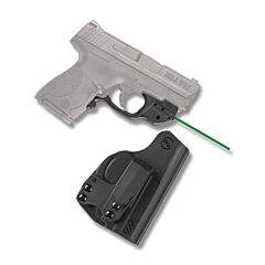 Crimson Trace Laserguard Green Laser for Shield 9/40 with BT Holster Model LG-489G-HBT