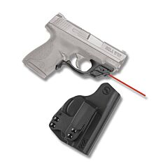 Crimson Trace Laserguard Red Laser for Shield 9/40 with BT Holster Model LG-489-HBT
