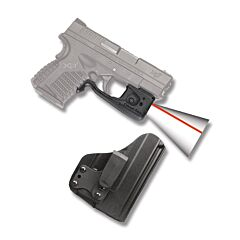 Crimson Trace Laserguard Pro Red Laser for XDS with BT Holster Model LL-802-HBT