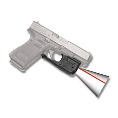 Crimson Trace Laserguard Pro Red Laser for Glock 19/17 Full with BT Holster Model LL-807
