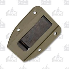 ESEE Knives ESEE-3 Sheath Olive Drab Clip Plate