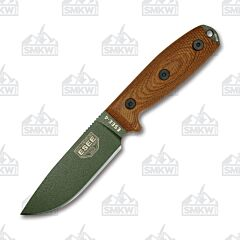 ESEE 4 OD Green Blade 3D Handle