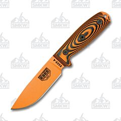 ESEE 4 Orange Blade 3D Handle