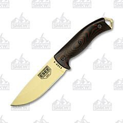 ESEE 5 5PDT-004 3D Blood Red Black G-10