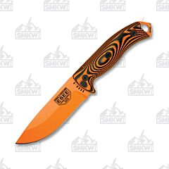 Esee 5 Orange Blade 3D Handles