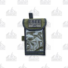 ESEE OD Green Cordura Map Case