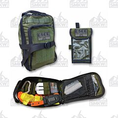 ESEE OD Green Advanced Survival Kit