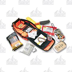 Esee Advanced Survival Kit with Orange Bag Model ESEE-ADVANCED-KIT-OR