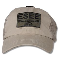 ESEE Knives Adventure Cap with Patch Model ADVENTURE-CAP