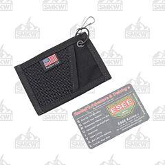 ESEE Knives Black Cordura Card Holder
