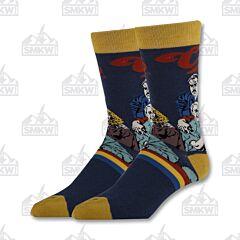 Oooh Yeah! Everybody Knows Men's Crew Socks