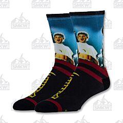 Oooh Yeah! Excellent Men's Crew Socks