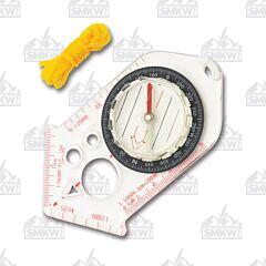 Explorer Arrow Shape Compass with Magnifier