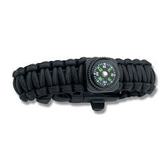 Explorer Paracord Bracelet with Compass
