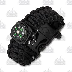 Explorer Paracord Bracelet with Compass