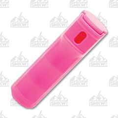 Sabre Pink Flip Top Pepper Spray