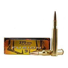 Federal Fusion 270 Winchester 150 Grain Fusion 20 Rounds