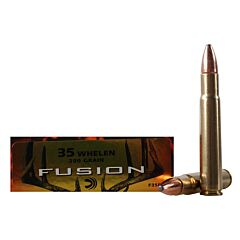 Federal Fusion 35 Whelen 200 Grain Spitzer Boat Tail 20 Rounds