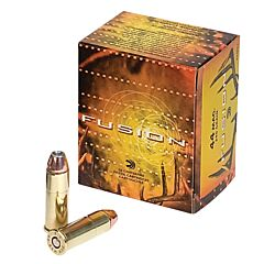 Federal Fusion 44 Rem Magnum 240 Grain Jacketed Hollow Point 20 Rounds