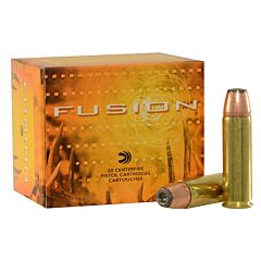 Federal Fusion 500 S&W 325 Grain Soft Point 20 Rounds
