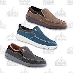 Browning Men's Harvey Canvas Shoe