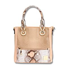 Fabigun Concealed Carry Apricot Tote