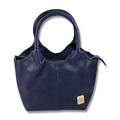 Fabigun Concealed Carry Blue Hobo Bag