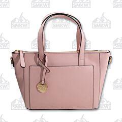 Fabigun Concealed Carry Pink Tote Bag