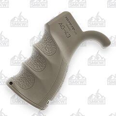 FAB Defense AG-43 AR15/ M4/ M16 Tan Tactical Ergonomic Pistol Grip