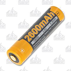 Fenix Arbl18 High-Capacity 18650 Battery - 2600m Ah