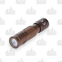 Fenix E05 R 400 Lumens Brown