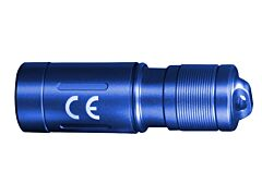 Fenix Rechargeable Keychain Flashlight Blue