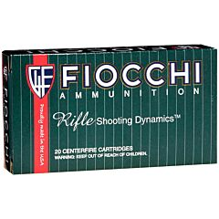 Fiocchi Shooting Dynamics 243 Winchester 70 Grain Pointed Soft Point 20 Rounds