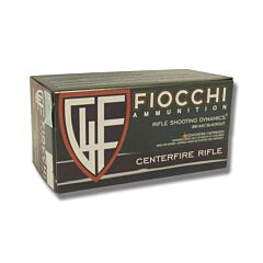 Fiocchi 300 AAC Blackout 150 Grains Full Metal Jacket 50 Rounds