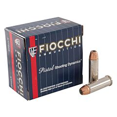 Fiocchi Extrema 357 Magnum 158 Grain Hornady XTP Jacketed Hollow Point 25 Rounds