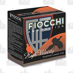 "Fiocchi High Velocity 410  Bore 3"" Lead Shot 11/16 Ounce #8 Shot 25 Rounds"